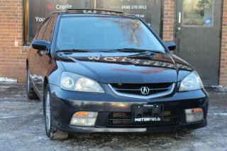 Used 2004 Acura EL Premium *NO ACCIDENTS, CERTIFIED, WARRANTY* for sale in Scarborough, ON