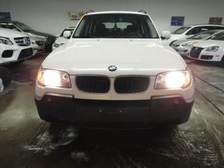 Used 2006 BMW X3 2.5LITER AWD,PANO ROOF for sale in North York, ON
