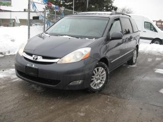 Used 2007 Toyota Sienna XLE LTD for sale in North York, ON
