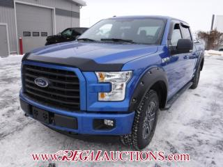Used 2016 Ford F150 XLT SUPERCREW SWB 5.0L for sale in Calgary, AB