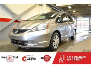Used 2010 Honda Fit LX for sale in Saint-jerome, QC