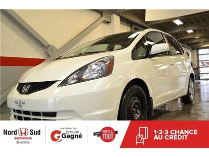 Nord Sud Honda >> Used 2013 Honda Fit Lx For Sale In St Jerome Quebec