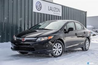 Used 2012 Honda Civic DX for sale in Saint-eustache, QC