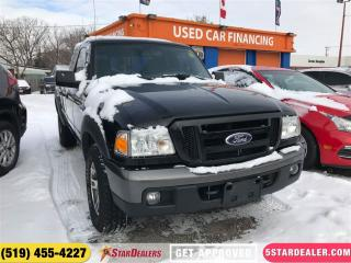 Used 2006 Ford Ranger Sport | 4X4 | MINT for sale in London, ON