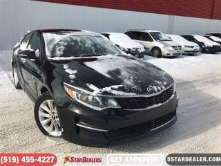 Used 2016 Kia Optima LX+ | ONE OWNER | CAM | HEATED SEATS for sale in London, ON