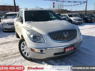 Used 2011 Buick Enclave CXL | AWD | 7PASS | LEATHER | ROOF for sale in London, ON
