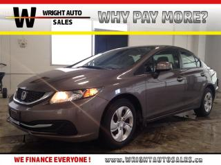 Used 2013 Honda Civic LX|HEATED SEATS|BLUETOOTH|82,409 KMS for sale in Cambridge, ON