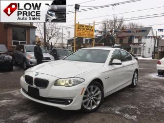 Used 2013 BMW 528 i xDrive*AllPowerOpti*HtdSeats*Camera*ExtraClean* for sale in York, ON