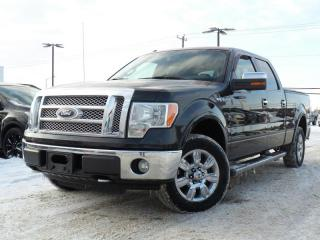 Used 2010 Ford F-150 LARIAT 5.4L V8 FLEX FUEL for sale in Midland, ON