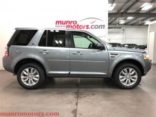 Used 2014 Land Rover LR2 Panoramic Parking Sensors Leather Low KMS for sale in St George Brant, ON