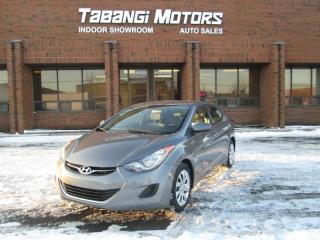 Used 2013 Hyundai Elantra BLUETOOTH | AUX & USB PLUG IN | HEATED SEATS | for sale in Mississauga, ON
