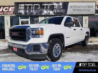 Used 2015 GMC Sierra 1500 Base ** 5.3L V8, 4x4, Backup Cam, Bluetooth ** for sale in Bowmanville, ON