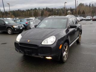 Used 2006 Porsche Cayenne Turbo for sale in Burnaby, BC