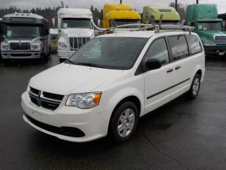 Used 2011 Dodge Grand Caravan Cargo Van with Shelving & Ladder Rack for sale in Burnaby, BC