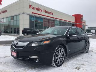 Used 2014 Acura TL A-Spec for sale in Brampton, ON