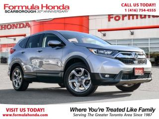 Used 2017 Honda CR-V $100 PETROCAN CARD NEW YEAR'S SPECIAL! for sale in Scarborough, ON
