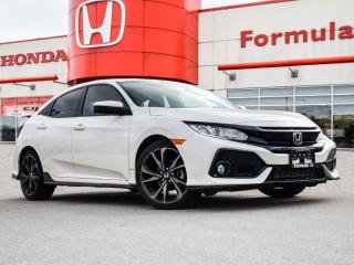Used 2017 Honda Civic Si- Demo with 351 KM for sale in Scarborough, ON