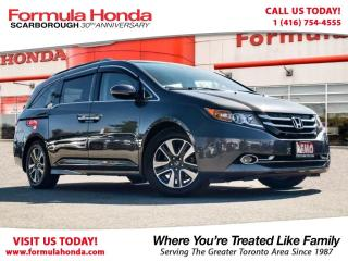 Used 2017 Honda Odyssey Touring for sale in Scarborough, ON