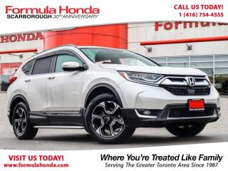 Used 2017 Honda CR-V Touring for sale in Scarborough, ON