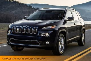 Used 2014 Jeep Cherokee Limited, Navi, Pano Roof, Htd/ for sale in Winnipeg, MB