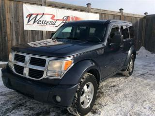 Used 2008 Dodge Nitro SE for sale in Stittsville, ON