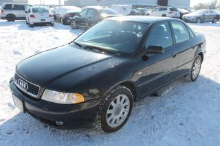 Used 2001 Audi A4 1.8T (A5) for sale in Whitby, ON