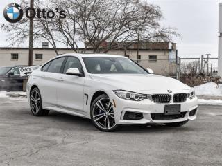 Used 2017 BMW 440i xDrive Gran Coupe for sale in Ottawa, ON