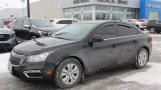 Used 2015 Chevrolet Cruze 1LT / $108.00 bi-weekly for 84 mths for sale in Arnprior, ON