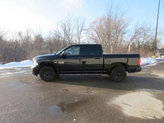 Used 2017 RAM 1500 TRADESEMAN CREW 4X4 for sale in Cayuga, ON