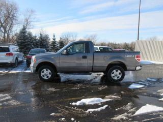 Used 2010 Ford F-150 XLT 4X4 for sale in Cayuga, ON