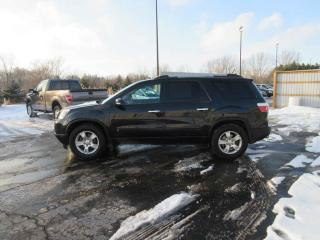 Used 2010 GMC ACADIA SLE2 FWD for sale in Cayuga, ON