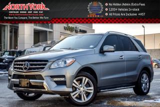 Used 2015 Mercedes-Benz ML-Class 350 BlueTEC 4Matic|Driver Assistance Pkg|H/K Audio for sale in Thornhill, ON