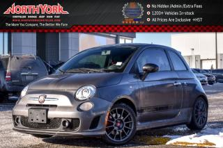 Used 2013 Fiat 500 Abarth|Manual|Sunroof|Keyless_Entry|Pwr.Options|Sat|17