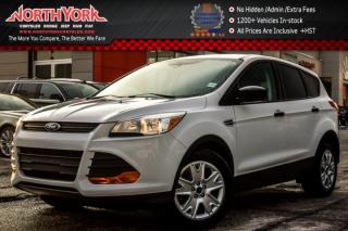 Used 2014 Ford Escape S for sale in Thornhill, ON