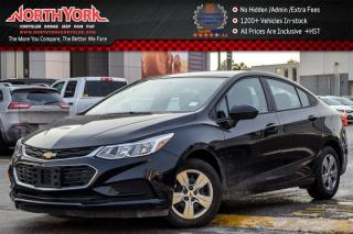 Used 2016 Chevrolet Cruze LS for sale in Thornhill, ON