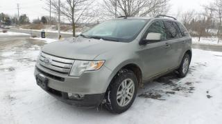 Used 2008 Ford Edge SEL for sale in Stratford, ON