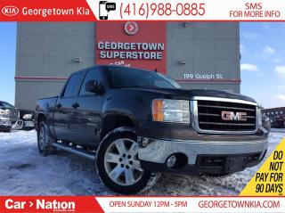 Used 2007 GMC Sierra 1500 SLE |4X4 | CREW CAB | WHOLESALE TO THE PUBLIC | for sale in Georgetown, ON