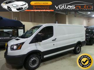Used 2017 Ford TRANSIT-250 130WB| ECOBOOST| R/GLASS DRS for sale in Woodbridge, ON