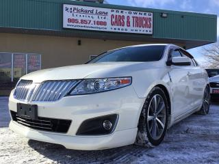 Used 2009 Lincoln MKS BASE for sale in Bolton, ON