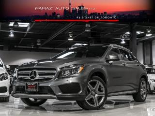 Used 2015 Mercedes-Benz GLA 250 AMG|NAVI|BLINDSPOT|REAR CAM|PANO ROOF for sale in North York, ON