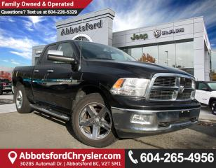 Used 2012 Dodge Ram 1500 SLT *ACCIDENT FREE* for sale in Abbotsford, BC