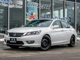 Used 2013 Honda Accord EX-L/ WINTER TIRES/ REAR & SIDE CAMERA/ HEATED SEATS... for sale in Scarborough, ON