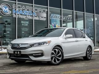 Used 2016 Honda Accord EX-L/ WINTER TIRES/ REAR & SIDE CAMERA/ HEATED SEATS/ MOON ROOF... for sale in Scarborough, ON