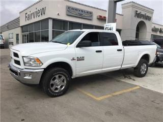 Used 2017 Dodge Ram 2500 Outdoorsman...Diesel. for sale in Burlington, ON