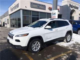 Used 2017 Jeep Cherokee North Edition for sale in Burlington, ON