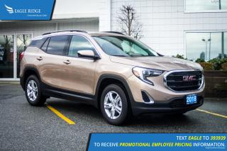 New 2018 GMC Terrain SLE Diesel AWD for sale in Port Coquitlam, BC