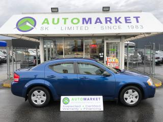 Used 2010 Dodge Avenger SXT IN HOUSE FINANCE FOR ANY CREDIT!! for sale in Langley, BC