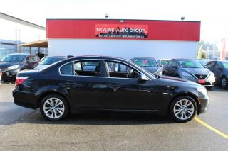Used 2010 BMW 5-SERIES 4dr Sdn 535i xDrive AWD for sale in Surrey, BC