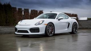 Used 2016 Porsche Cayman GT4 for sale in Vancouver, BC