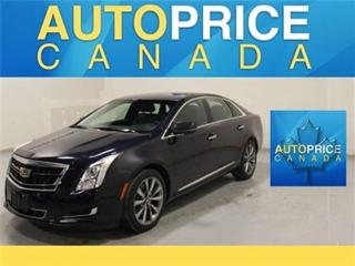 Used 2017 Cadillac XTS LEATHER KEYLESS BLUETOOTH for sale in Mississauga, ON